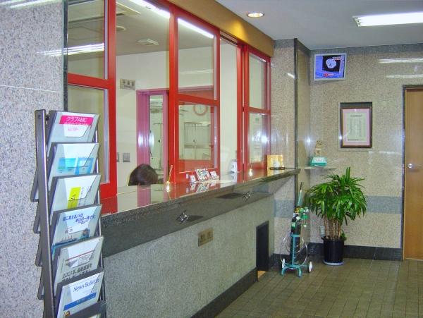救急医療センター受付は動物医療センター1階にあります。